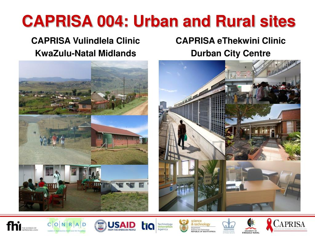 CAPRISA Vulindlela Clinic
