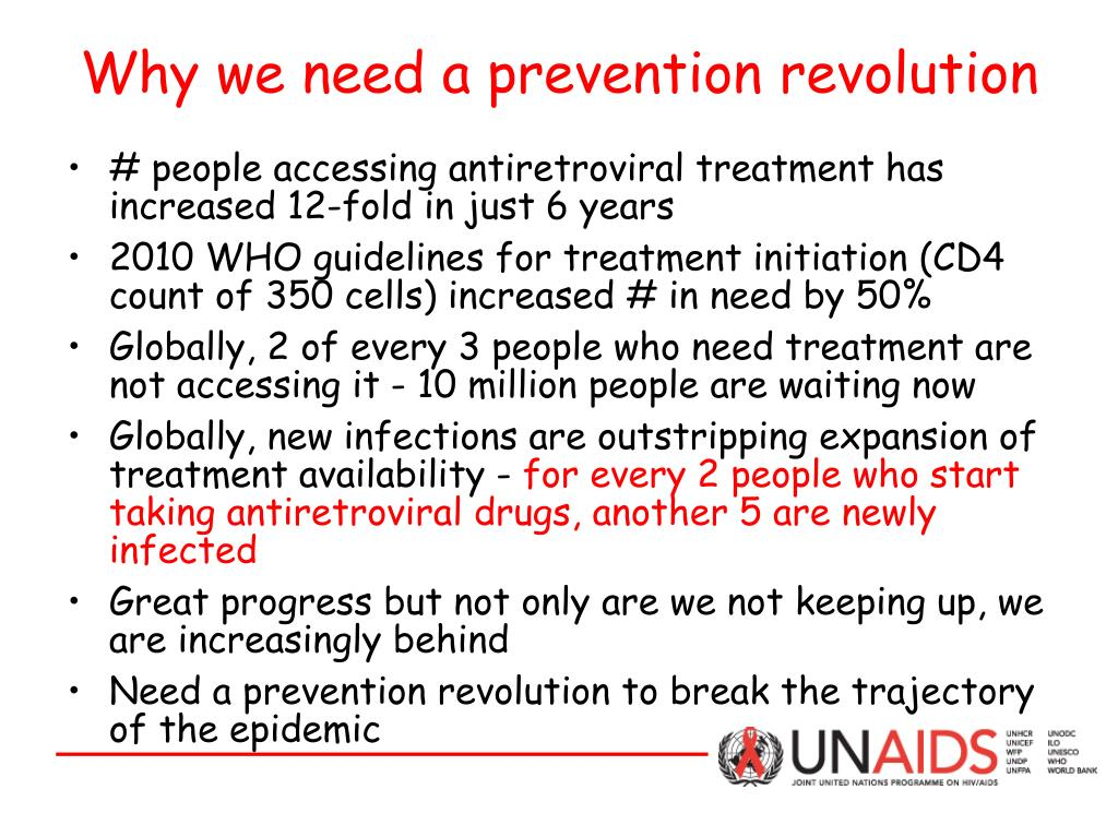 Why we need a prevention revolution