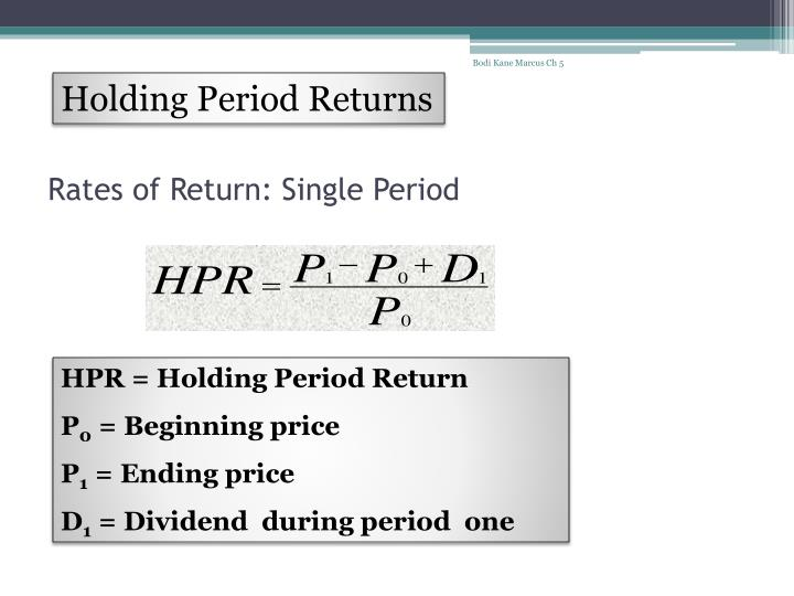 learning about return and risk from Learning about risk and return affects stock prices occasional shocks to fundamentals can lead agents to adjust their estimates for risk and expected return.
