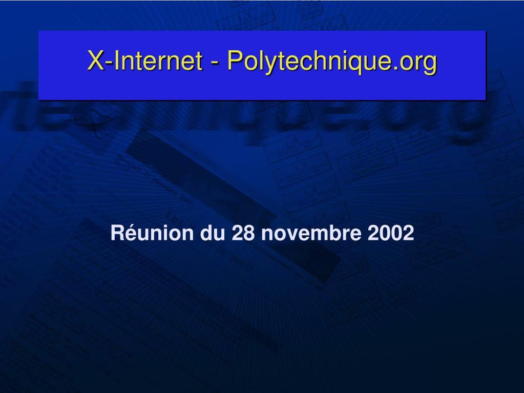 Réunion du 28 novembre 2002