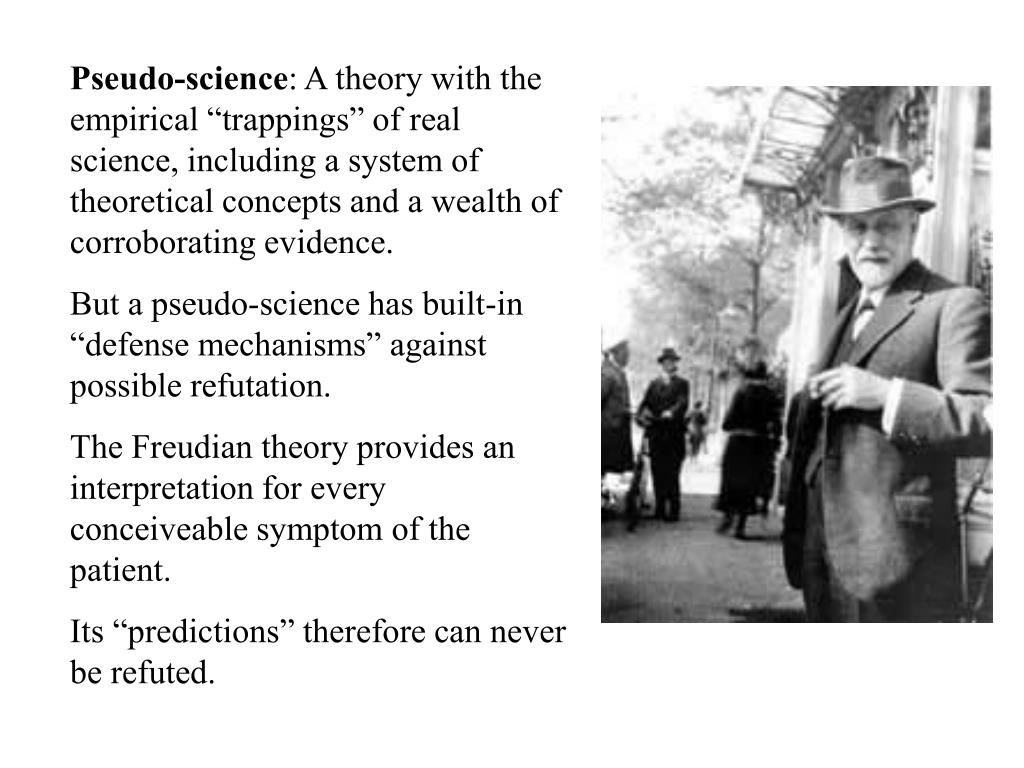Pseudo-science
