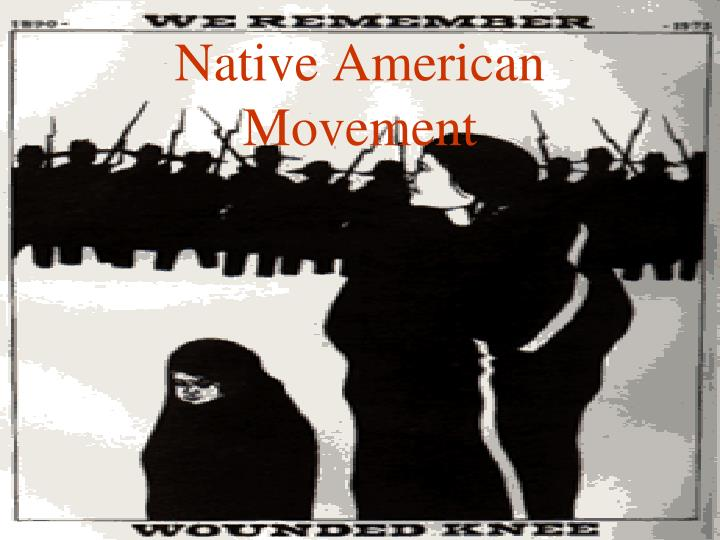 Native American Movement