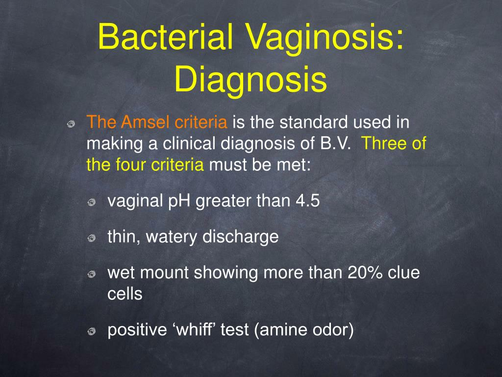 PPT - Evaluation of Vaginitis PowerPoint Presentation - ID ...
