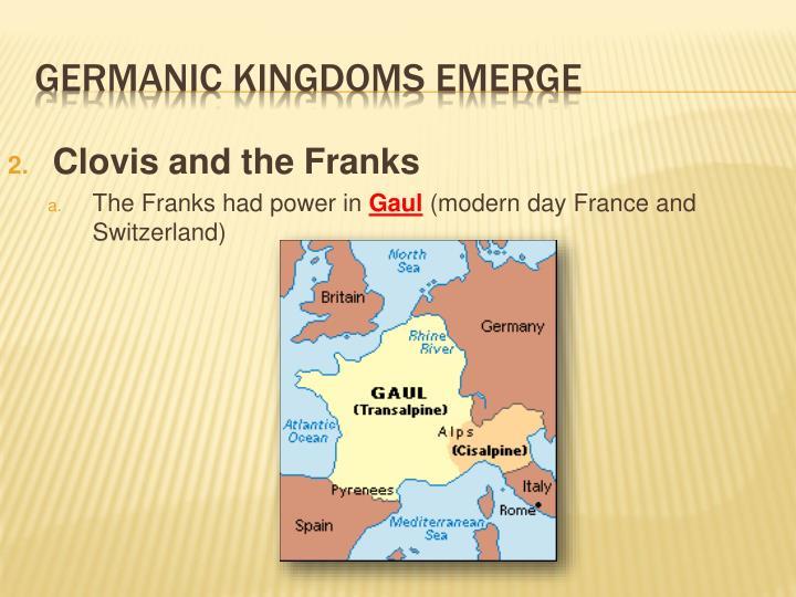 Clovis and the Franks