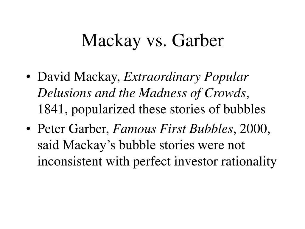 Mackay vs. Garber