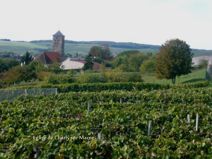 Eglise de Charly sur Marne.