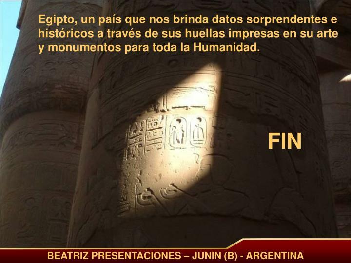 BEATRIZ PRESENTACIONES – JUNIN (B) - ARGENTINA