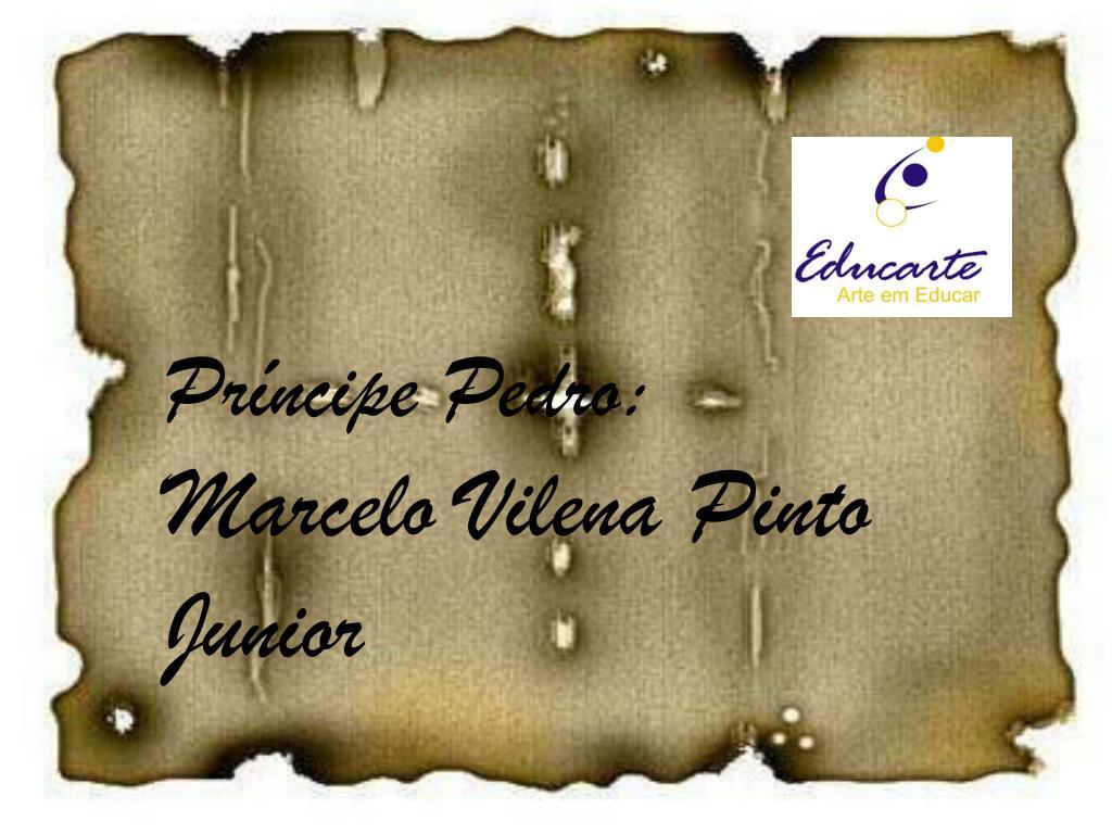 Príncipe Pedro: