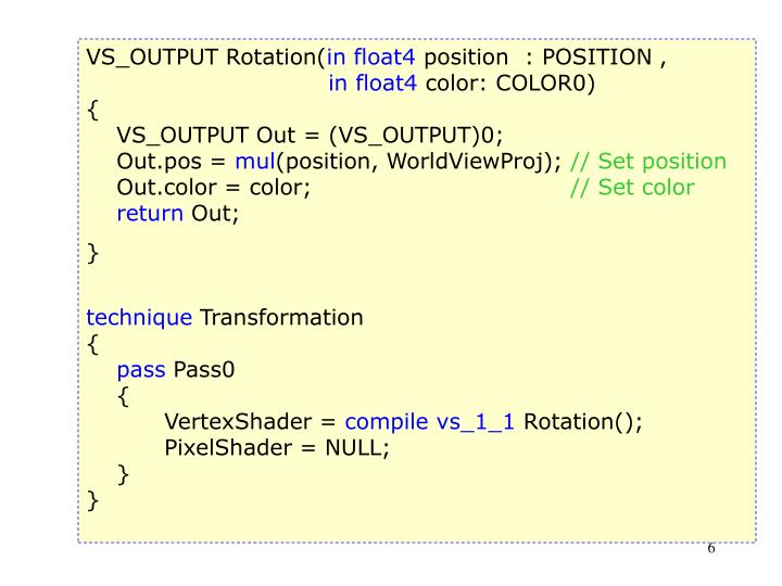 VS_OUTPUT Rotation(