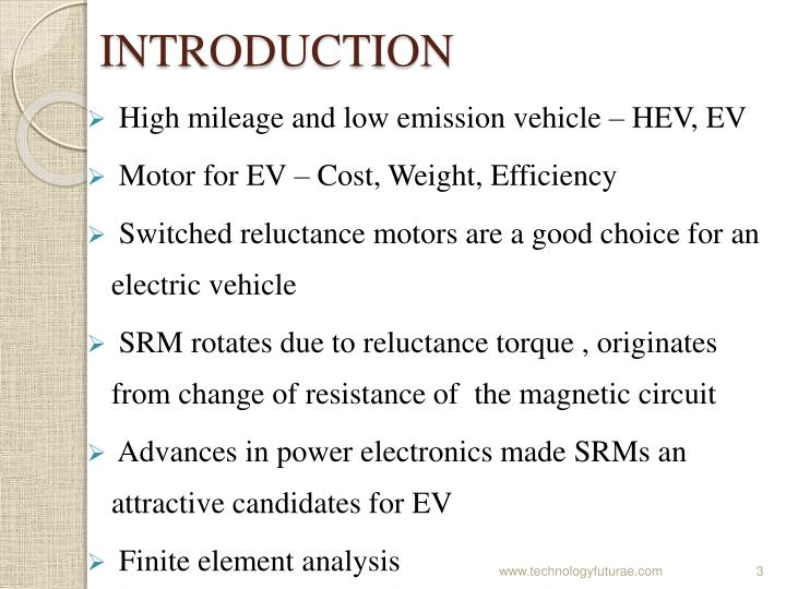 Ppt design of switched reluctance motor for electric for Motor circuit analysis training