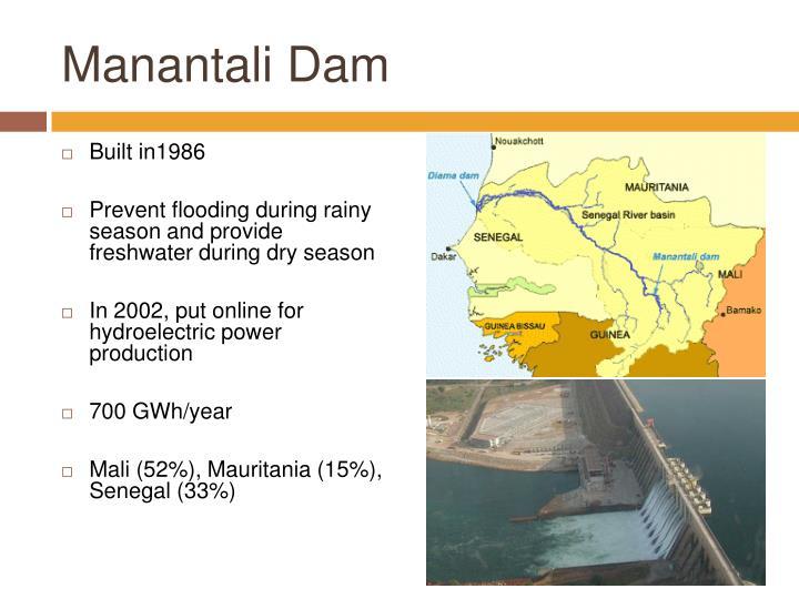 Manantali