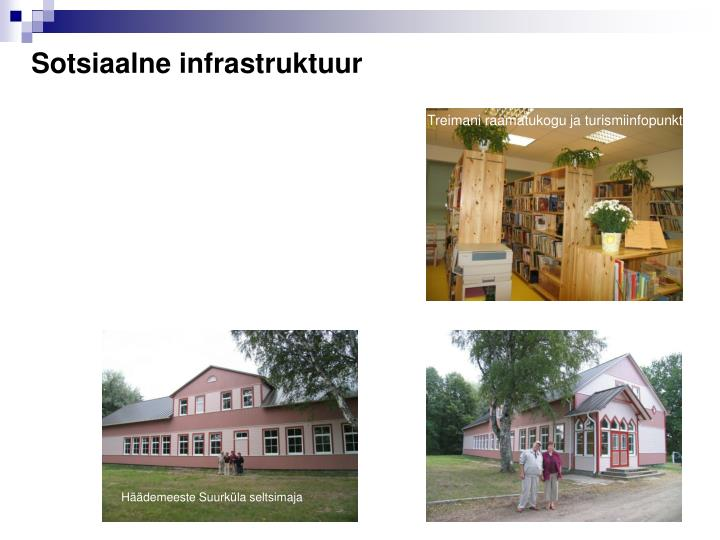 Sotsiaalne infrastruktuur