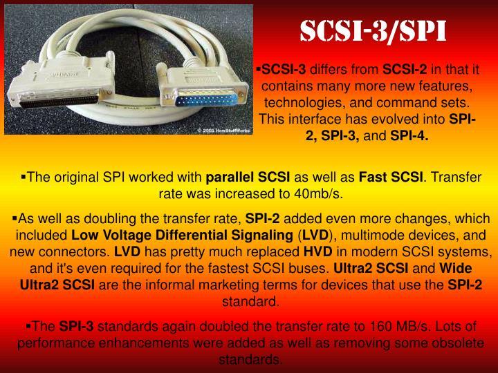 SCSI-3/SPI