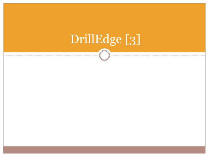 DrillEdge