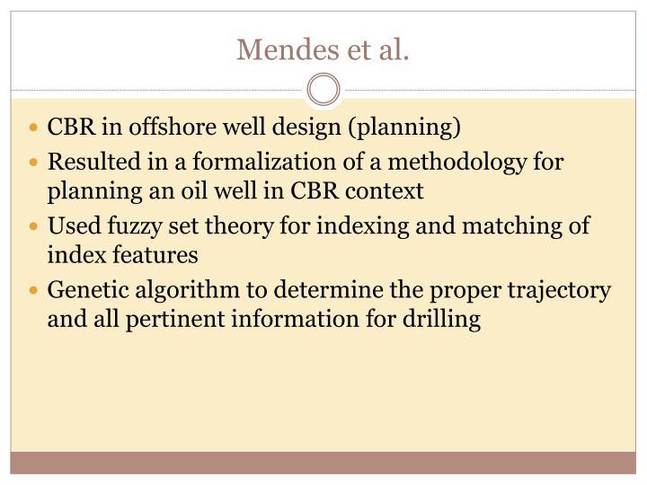 Mendes et al.