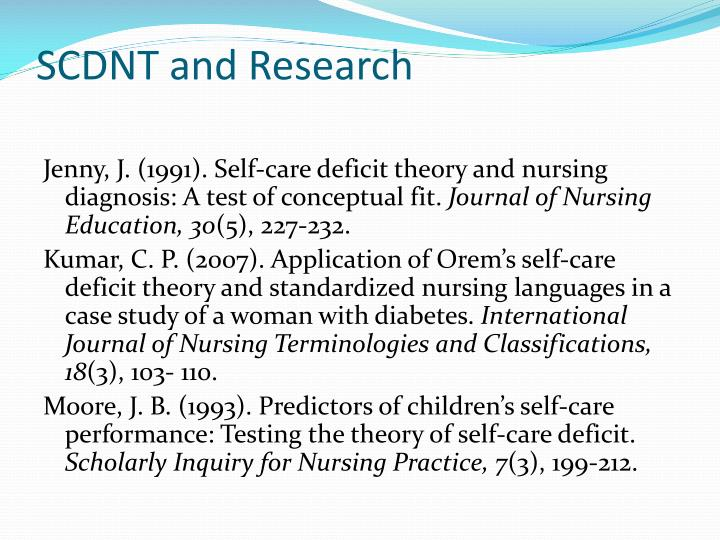orems nursing theory The core of nursing is theory guided practice nurses uses concepts, principles and theories of nursing to meet the health needs of the patients nursing practice is the art and science of caring and healing in order to provide holistic and effective interventions, nurses use the theories to develop plan of care.