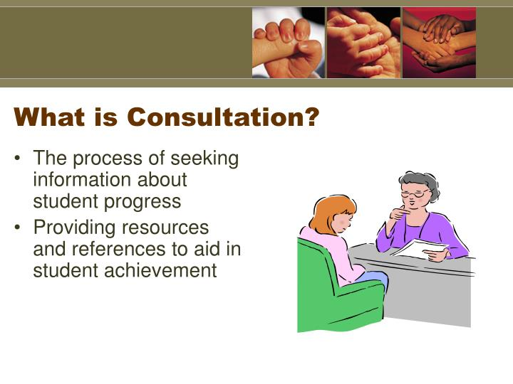 What is Consultation?