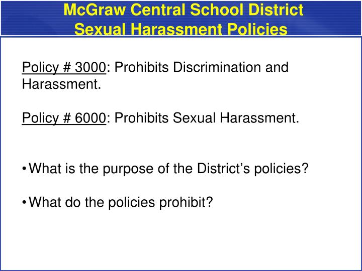 McGraw Central School District