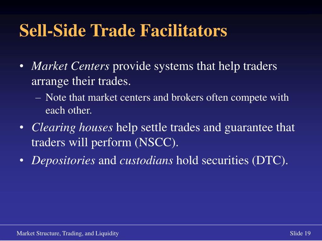 Market Centers