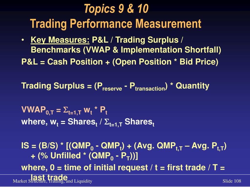 Topics 9 & 10