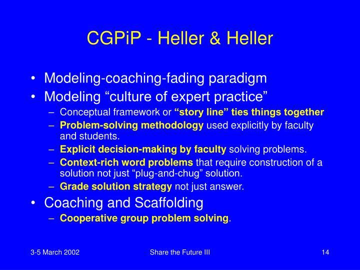 CGPiP - Heller & Heller
