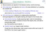 class imbalance solutions