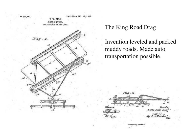 The King Road Drag