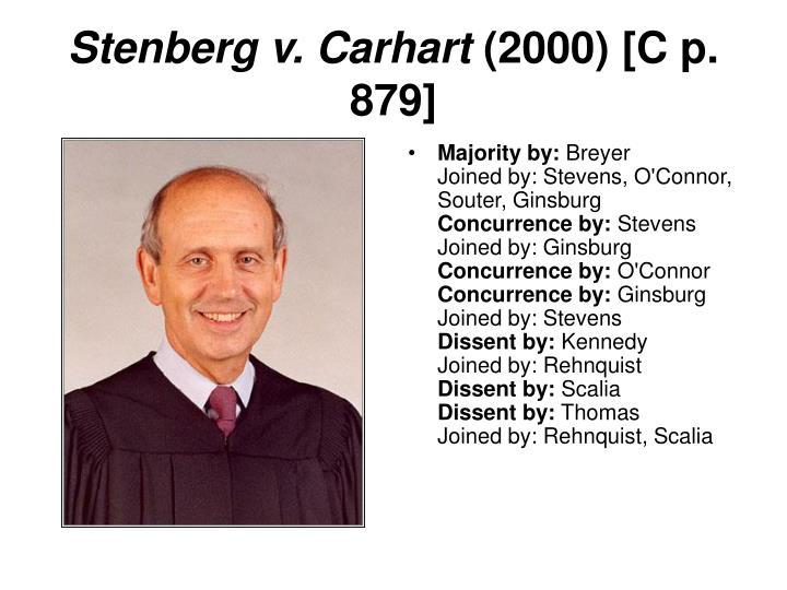 Stenberg v. Carhart