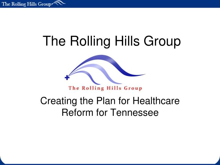 the rolling hills group