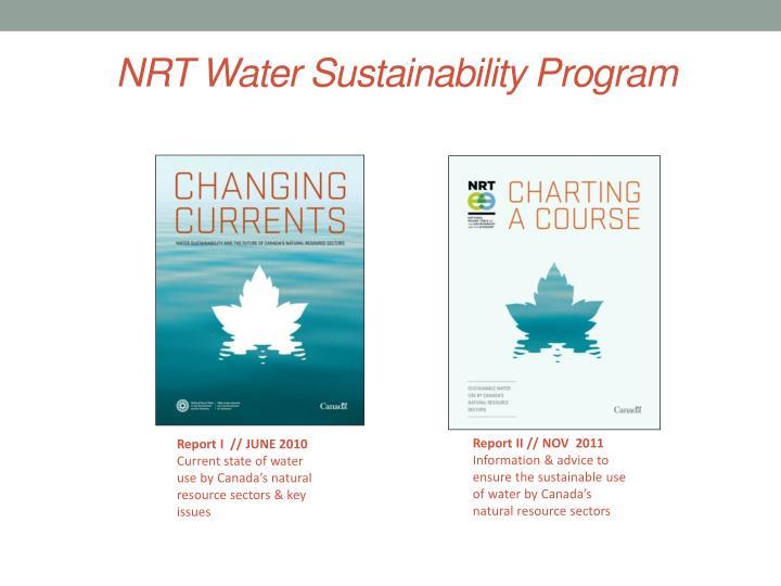 NRT Water