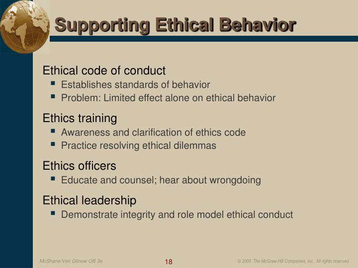 Oct 09,  · Ethical behaviour is characterized by honesty, fairness and equity in interpersonal, professional and academic relationships and in research and scholarly activities. Ethical behaviour respects the dignity, diversity and rights of individuals and groups of people.