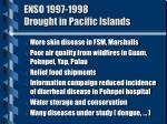 enso 1997 1998 drought in pacific islands1