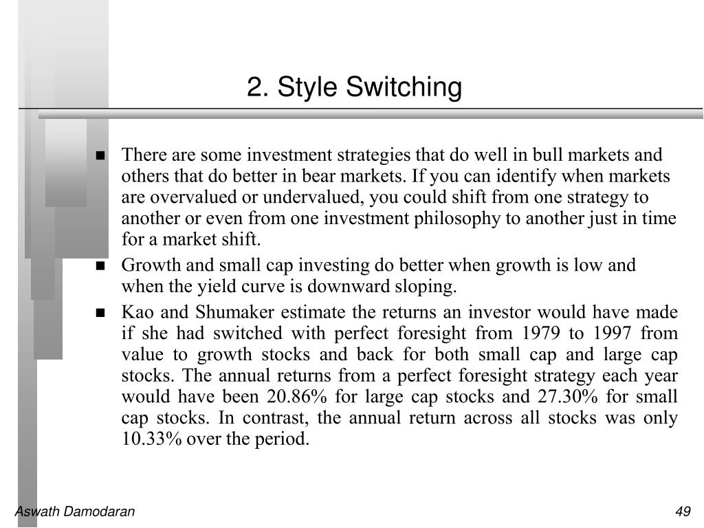 2. Style Switching