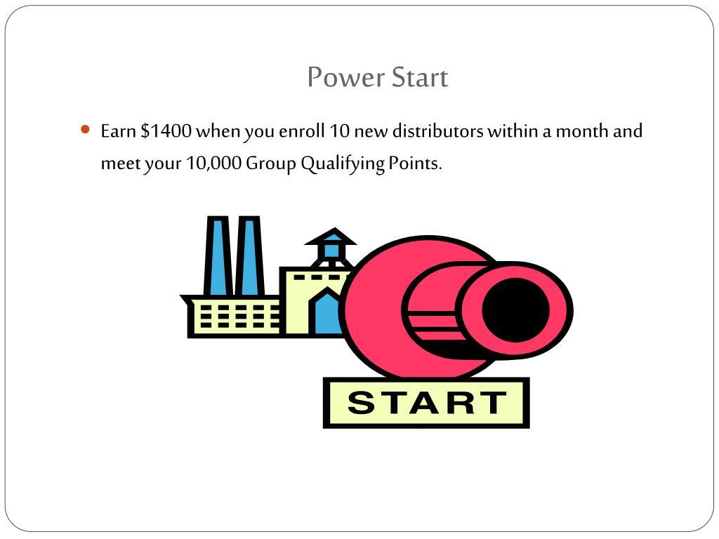 Power Start