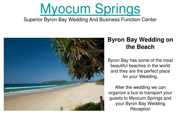 Myocum springs superior byron bay wedding and business function center3
