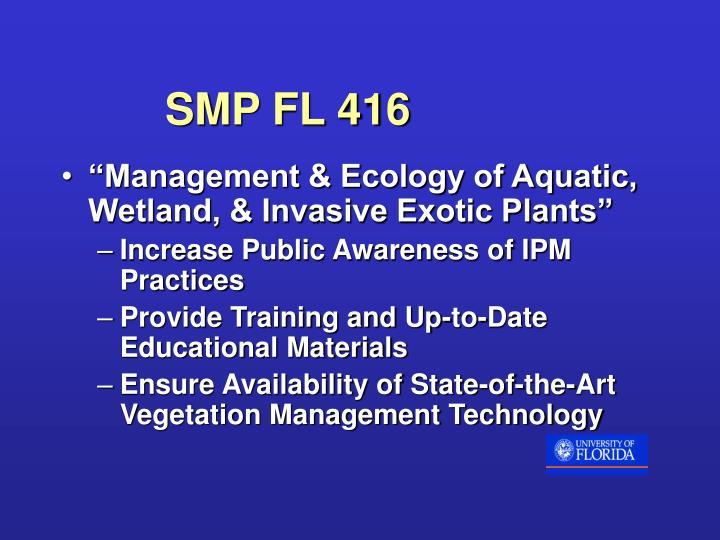 SMP FL 416