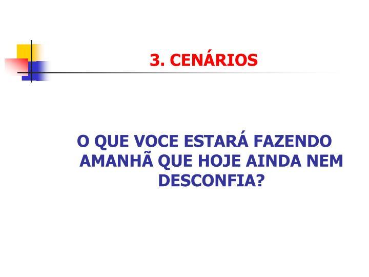 3. CENÁRIOS