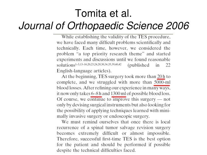 Tomita et al.