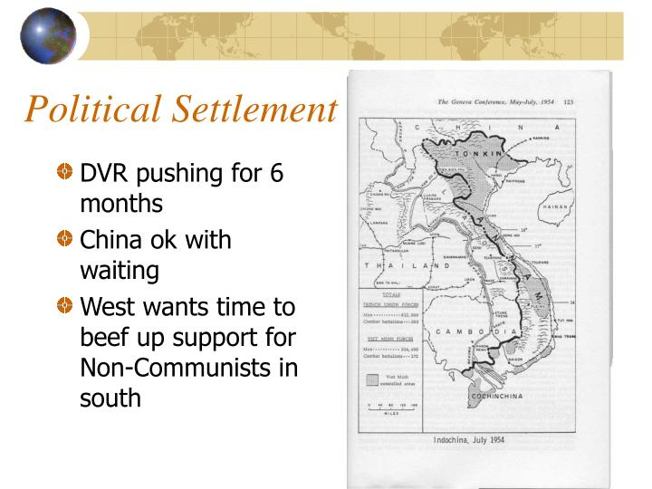 Political Settlement