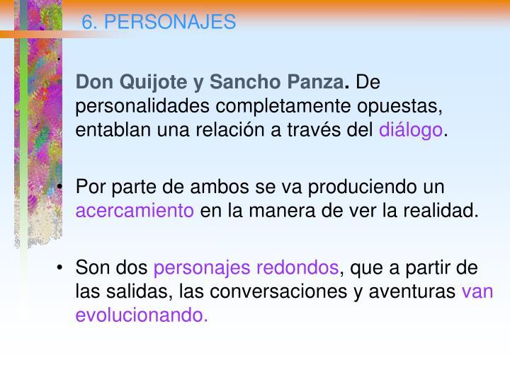 6. PERSONAJES