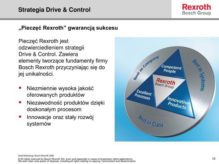 Strategia Drive & Control