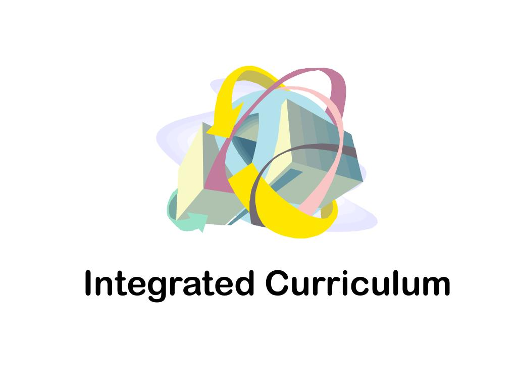 Integrated Curriculum