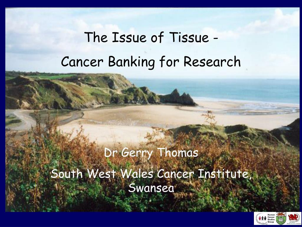 The Issue of Tissue -