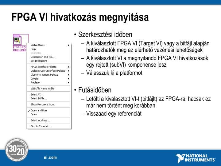 FPGA VI