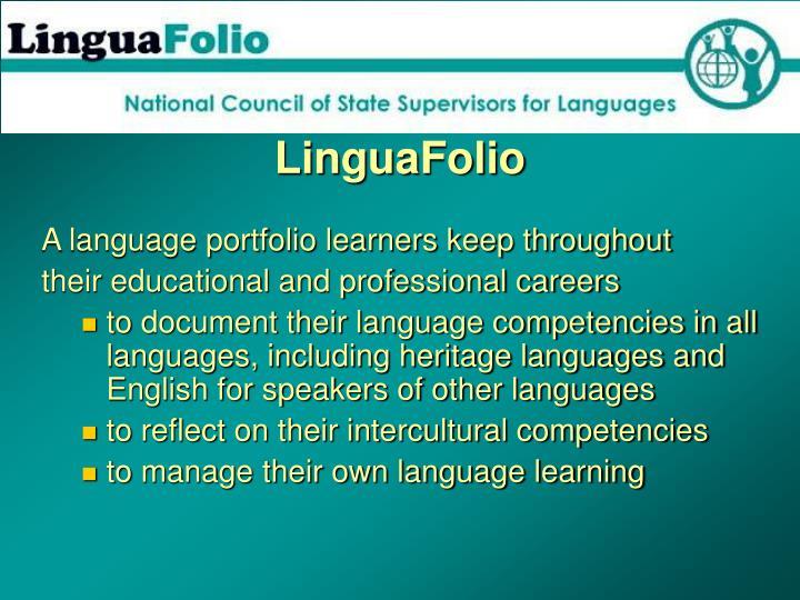 LinguaFolio