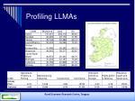 profiling llmas