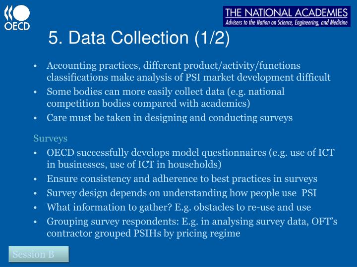 5. Data Collection (1/2)