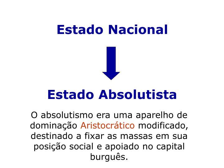 Estado Nacional