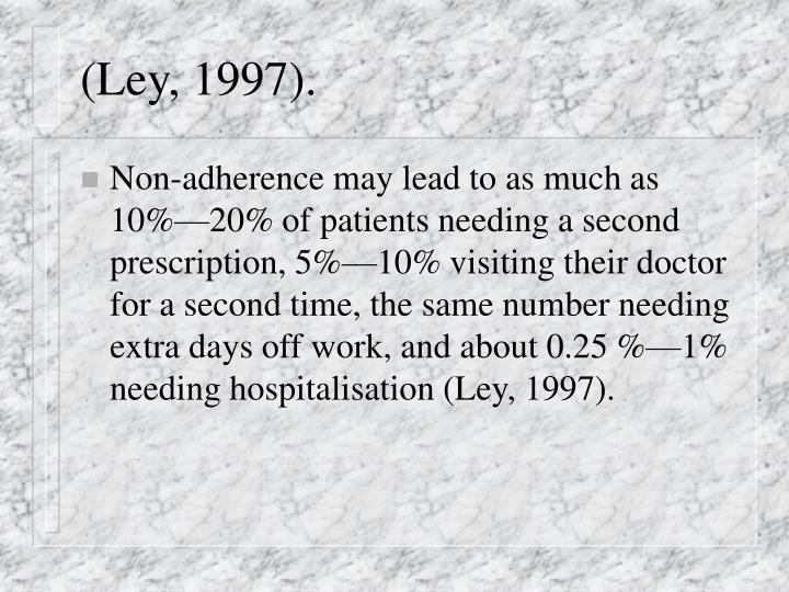 (Ley, 1997).