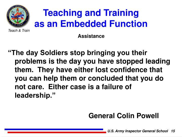 colin powell leadership presentation pdf